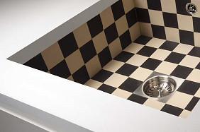 Kachel Sink