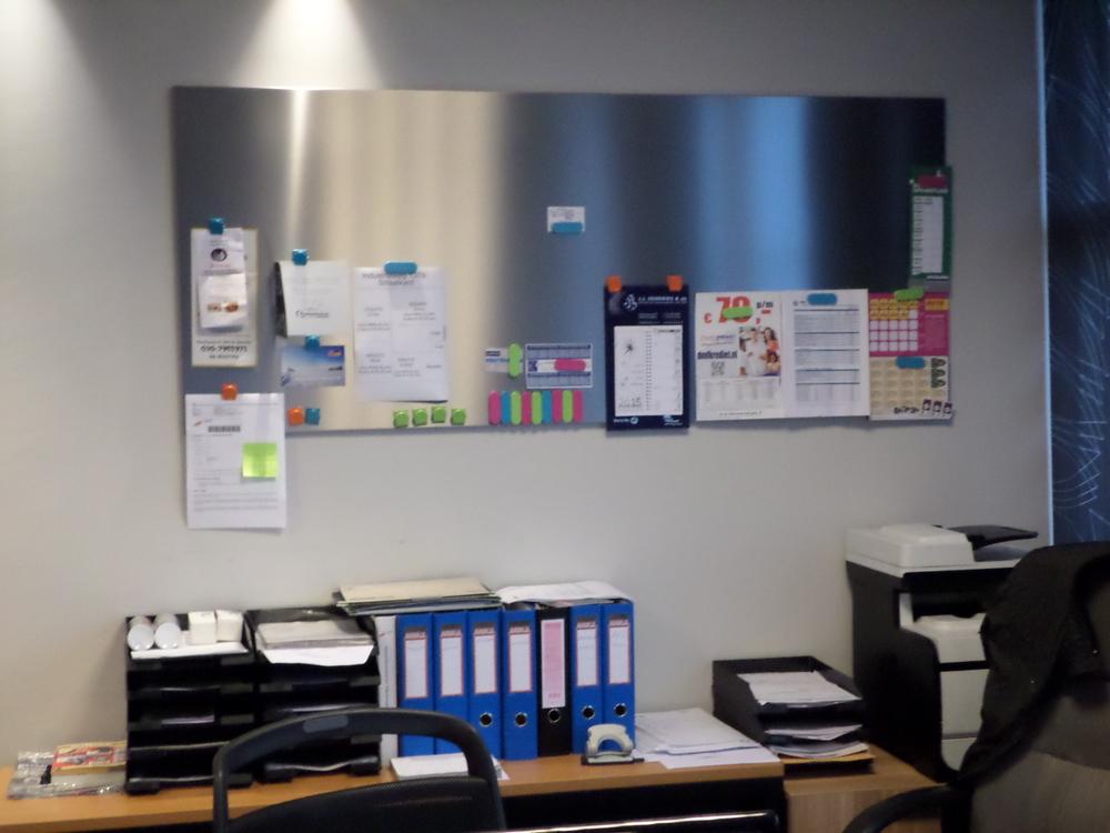 magneetbord voor kantoor