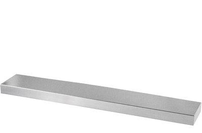 RVS Wandplank 120cm