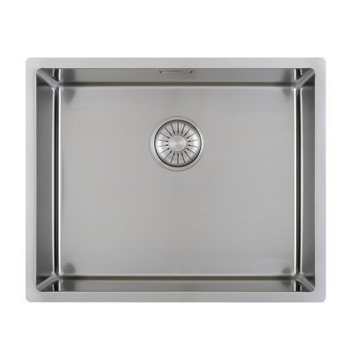 Caressi CA50R10 Stainless steel sink