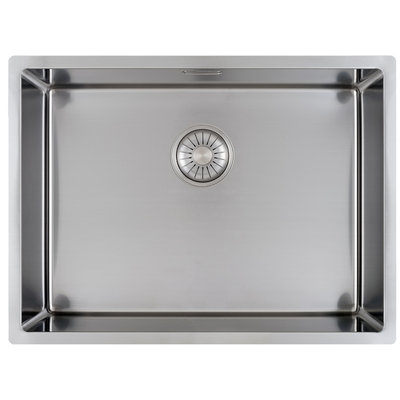 Caressi CA55R10 Stainless steel sink