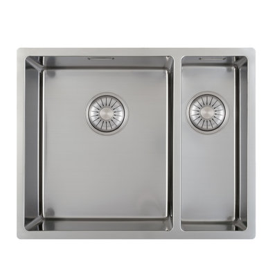 Caressi CA3415R10 Stainless steel sink