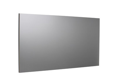 Stainless steel splashback 90 x 65