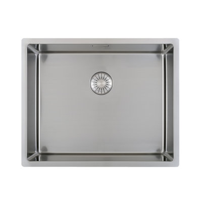 Caressi CAPP50R10 Stainless steel sink