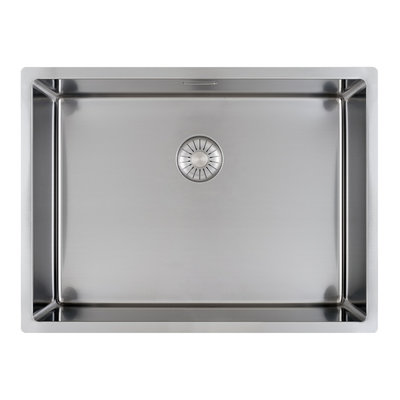 Caressi CAPP55R10 Stainless steel sink