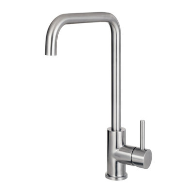 Stainless steel kitchen faucet CA106I