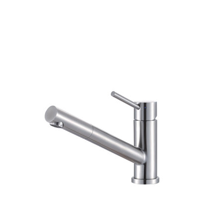 stainless steel kitchen mixer tap CA107U