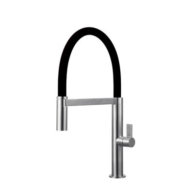 Stainless steel kitchen faucet CA112IM