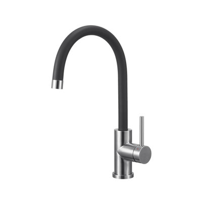 Stainless steel kitchen faucet CA121I